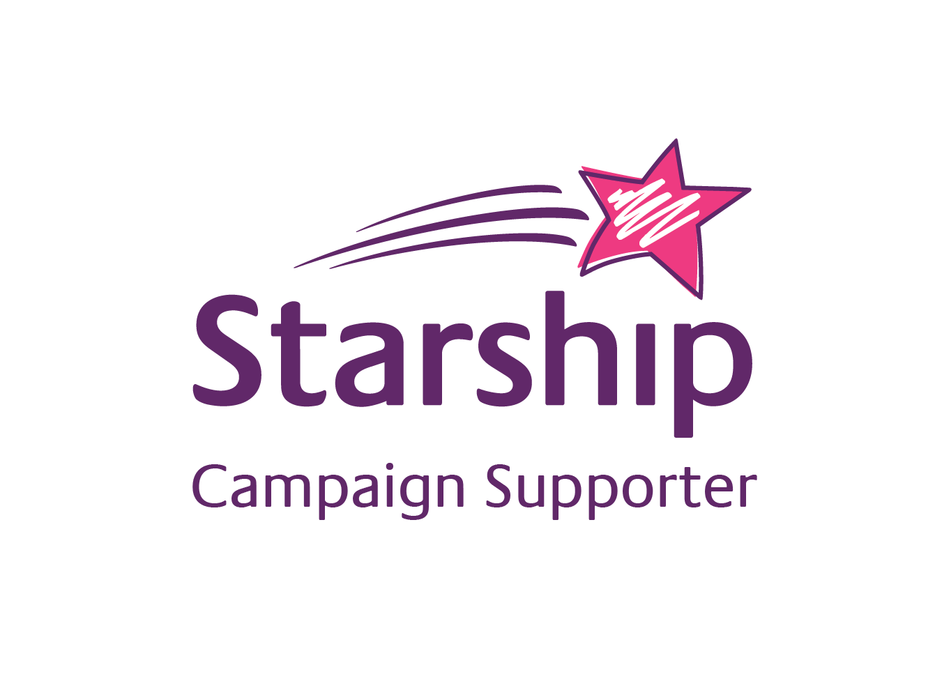 Starship Campaign Support Logo